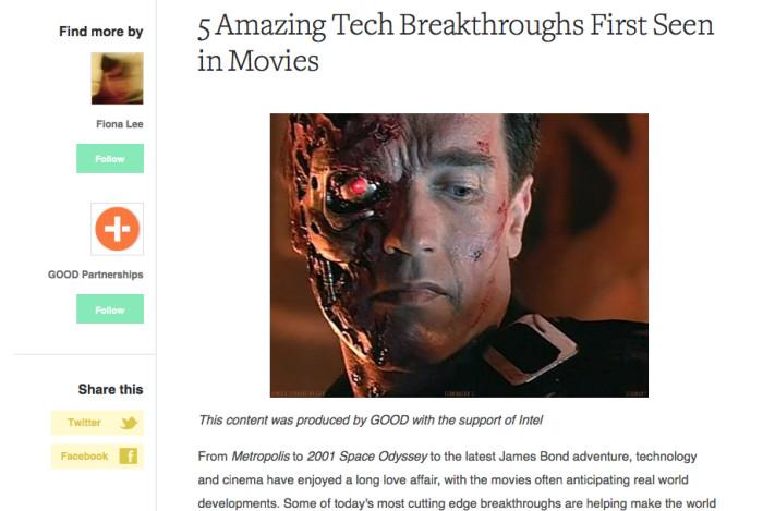 Intel: 5 Amazing Tech Breakthroughs